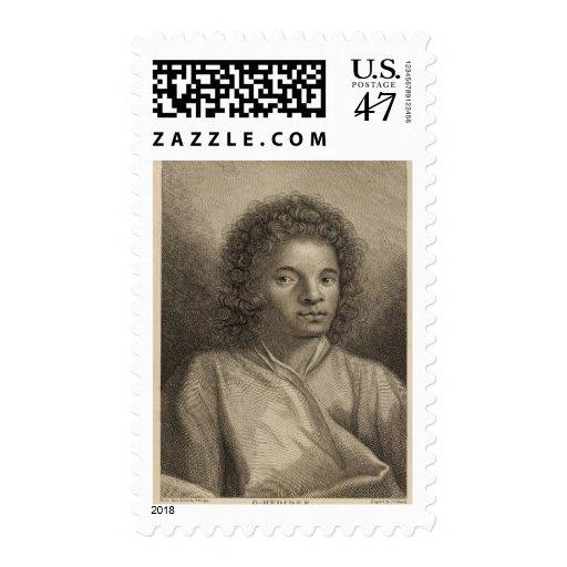 Polynesia 3 postage stamp