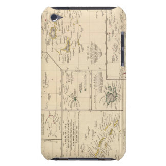 Polynesia 6 barely there iPod case