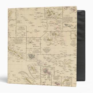 Polynesia 6 binder