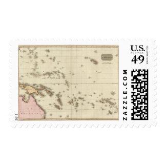 Polynesia Postage Stamps