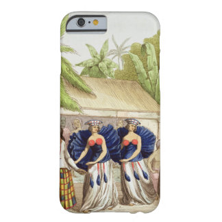 Polynesian Dancing Girls, engraved by A. Bernati ( Barely There iPhone 6 Case