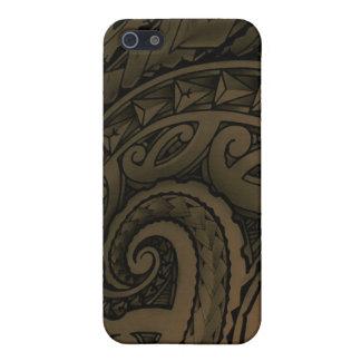 Polynesian Iphone Case iPhone 5 Case