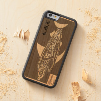Polynesian Spirit Carved® Cherry iPhone 6 Bumper