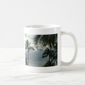 Polynesian Sunset Coffee Mug