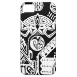 Polynesian tattoo case for Galaxy S3 iPhone 5 Cover