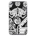 Polynesian tattoo case for Ipod touch 4G iPod Touch Cover