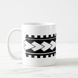 Polynesian Tattoo Designed Mug