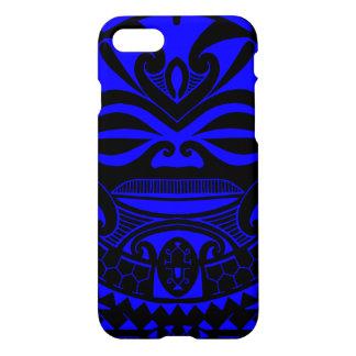 Polynesian tiki mask design iPhone 8/7 case