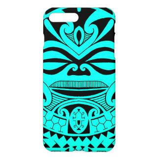 Polynesian tiki mask design iPhone 8 plus/7 plus case