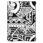 "Polynesian tribal ""The Rock"" tattoo design Case For iPad Air"