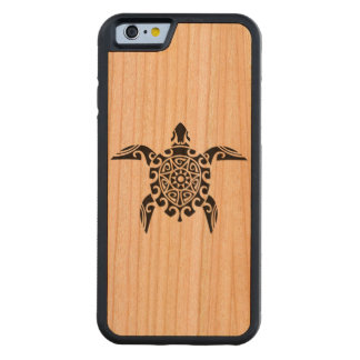 Polynesian Turtle Tattoo Designed iPhone6 case