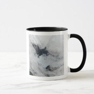 Polynya (open water) in the Beaufort Sea Mug