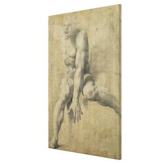 Polyphemus Canvas Print