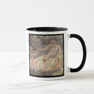 Polyphemus the Cyclops, Roman mosaic Mug