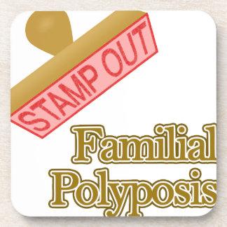 Polyposis familiar posavasos