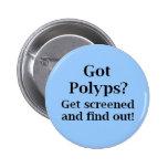 ¿Polyps conseguidos? Pins