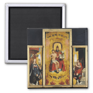 Polyptych of the Glorification of the Holy Fridge Magnets