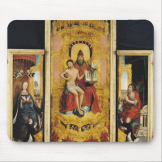 Polyptych of the Glorification of the Holy Mouse Pad