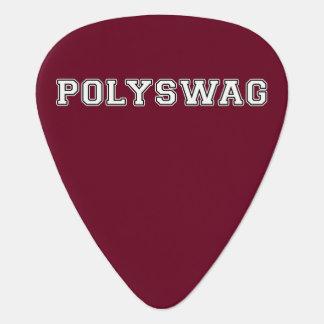 Polyswag Plumilla De Guitarra