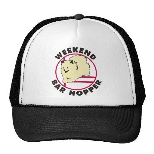 Pom Agility Weekend Bar Hopper Trucker Hat