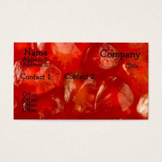 pom business card