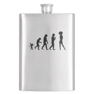 Pom pom girl  evolution, #Pom pom girl Flask