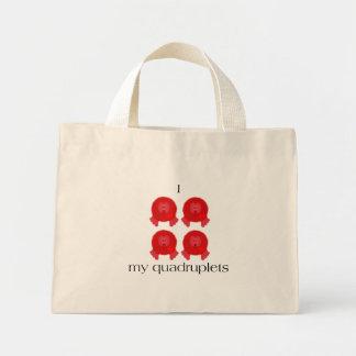 Pom Pom Quadruplets Bag