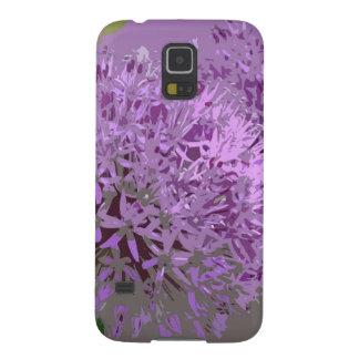 POM POMS (flores) Funda De Galaxy S5