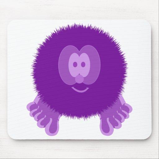 Pom púrpura Pom PAL Mousepad