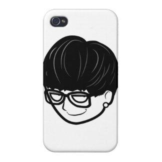 Poman iPhone 4/4S Case (White)