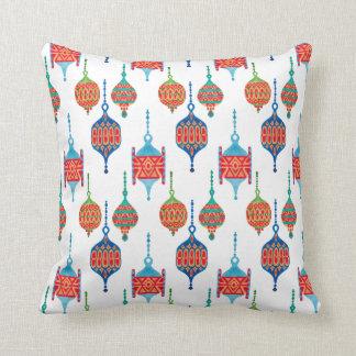 Pomander Pattern Throw Pillows