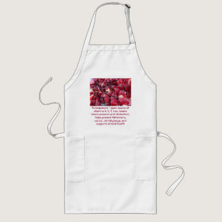 Pomegranate apron