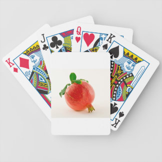 Pomegranate Bicycle Playing Cards
