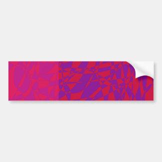 Pomegranate Bumper Sticker