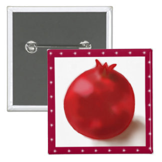 Pomegranate Cute Red drawing Pin