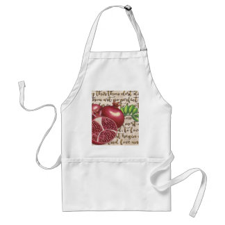 Pomegranate Love Once Again Adult Apron