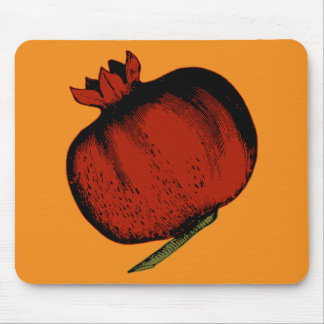 Pomegranate Mouse Pad