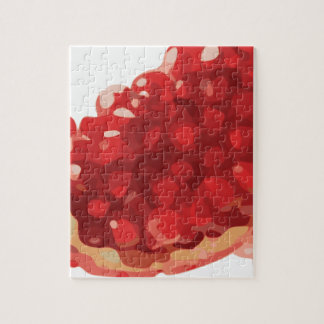 Pomegranate Open and Delicious Puzzle