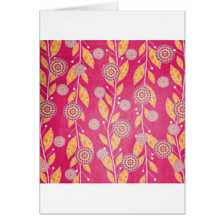 Pomegranate Paradise Greeting Card