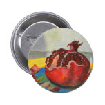 pomegranate pinback buttons