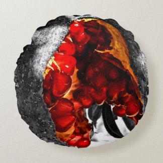 Pomegranate Round Pillow