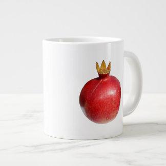 Pomegranate 20 Oz Large Ceramic Coffee Mug