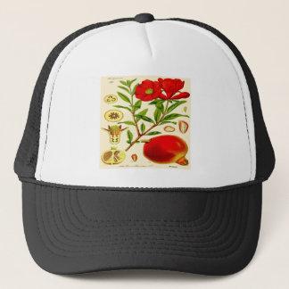 Pomegranate Trucker Hat