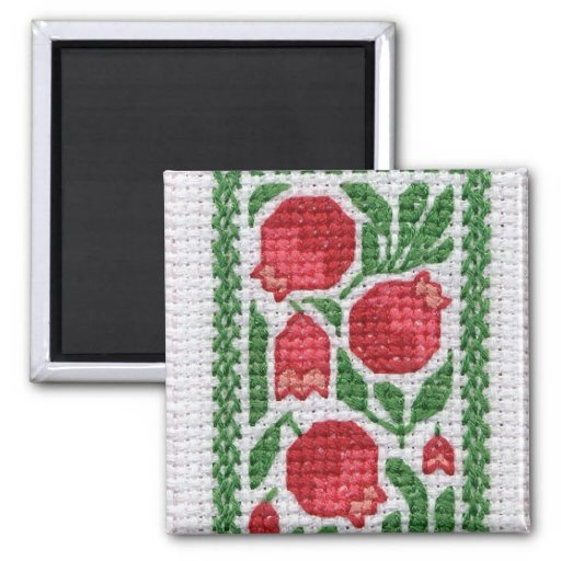 Pomegranates Magnet