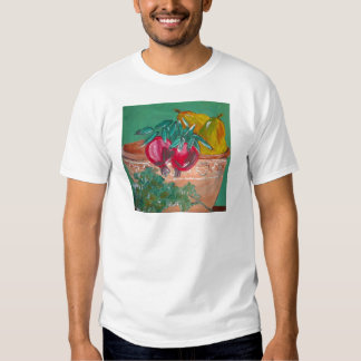 Pomegranates Pears And Parsley T-Shirt