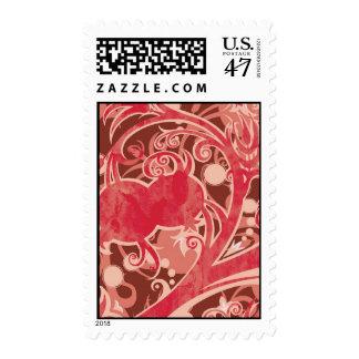 pomegranite stamp