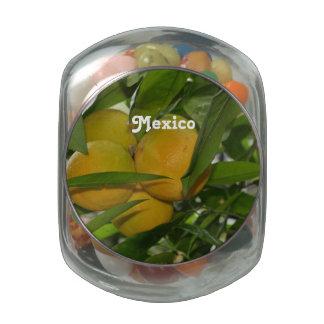Pomelo de México Frascos Cristal