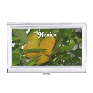Pomelo de México Cajas De Tarjetas De Visita