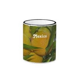 Pomelo de México Taza De Café