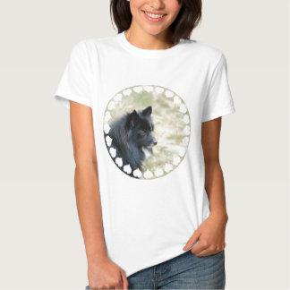 pomeranain-20 tee shirt